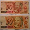 PM da 23ª CIPM apreenderam notas falsas de R$50