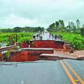 Ponte em Itaberaí deve ficar pronta em 120 dias