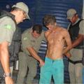 Foragido da polícia foi preso por policiais da 23ª CIPM 2011