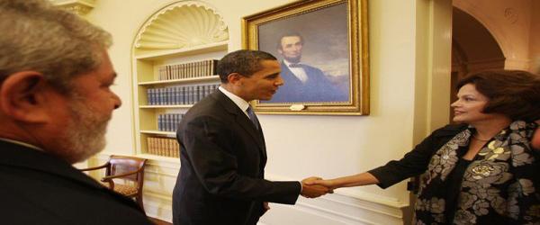 Obama e a fraternidade brasileira