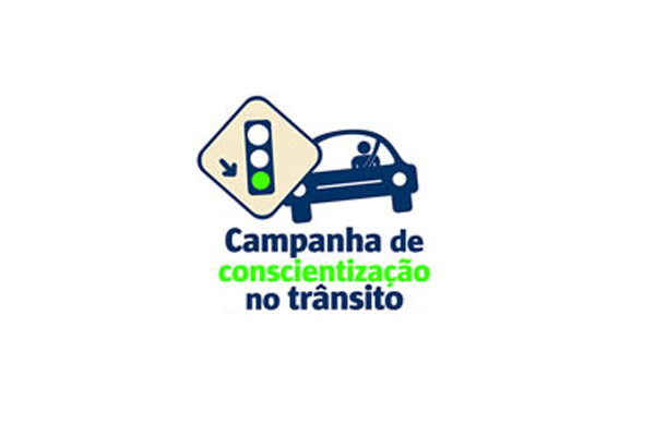 Campanha de Conscientização no Trânsito