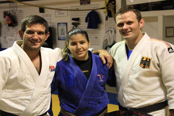 Judoca inhumense representará o Brasil em etapa internacional
