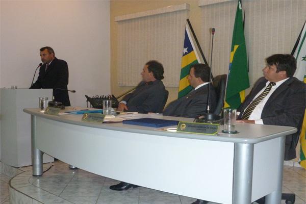 Sessão Solene comemora 90 anos de Banco do Brasil