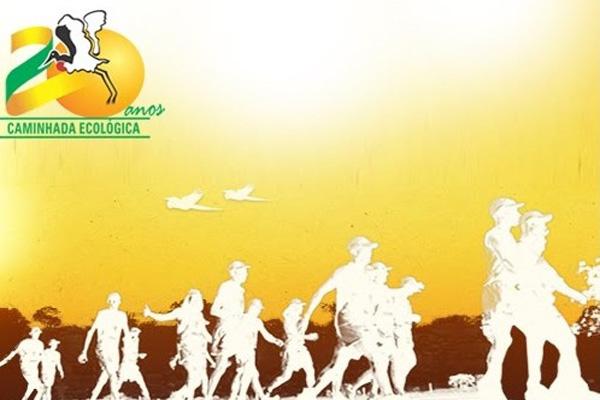 CONVITE: 20ª Caminhada Ecológica