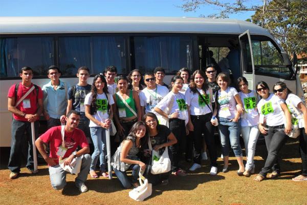 Alunos representam Campus Inhumas na 63ª Reunião da SBPC