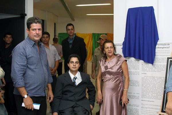 Convite: Batismo Cultural do Centro de Cultura e Convenções Nelo Egídio Balestra