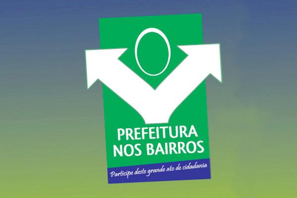 Convite: 9ª edição do Programa Prefeitura nos Bairros