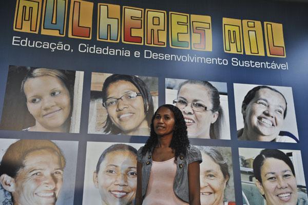 IFG Inhumas participa de oficina do Programa Mulheres Mil