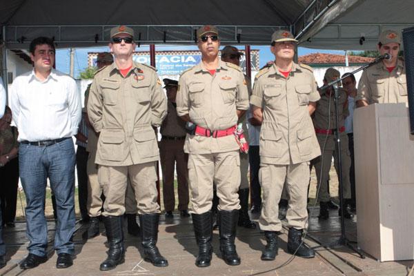 Realizada a cerimônia de passagem de comando da 9ª CIBM