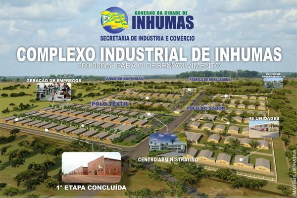 Complexo Industrial, Inhumas na rota do desenvolvimento