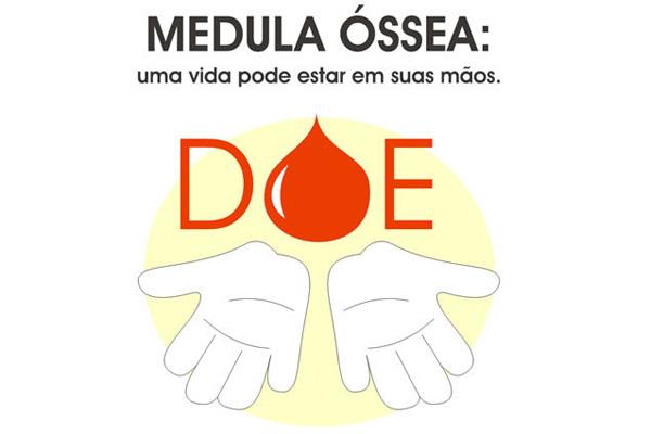 Seja um doador de Medula Óssea