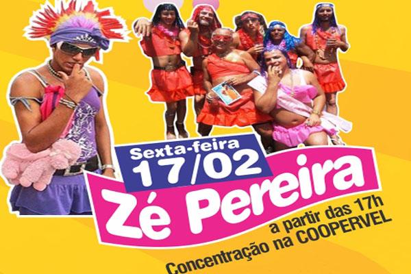 Sexta-feira tem Zé Pereira!