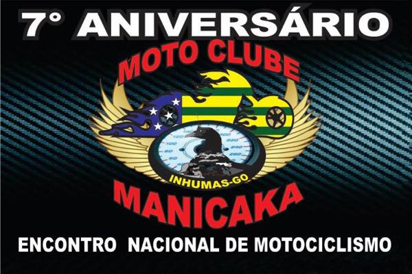7º Aniversário do Motoclube Manicaka de Inhumas
