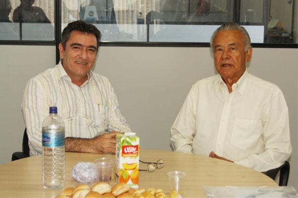 Antônio Braga deixa a ONG do Banco do Povo