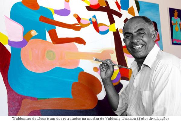 """Espaço Cultural Nonatto Coelho recebe exposição """"A Cara da Arte"""""""