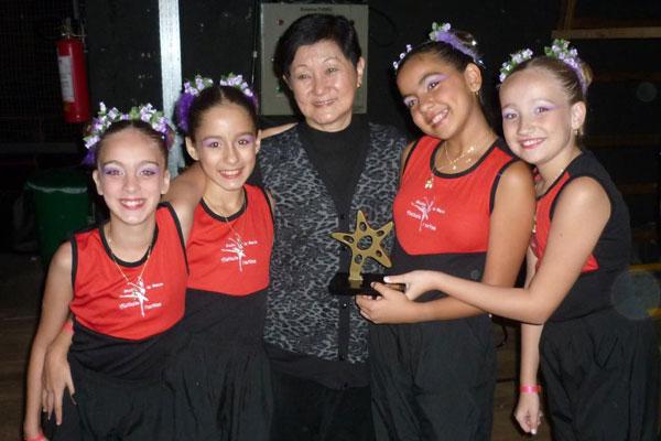 Talentos de Inhumas se destacam no cenário nacional da dança!