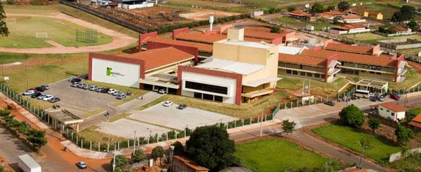 Processo Seletivo IFG para o curso Técnico em Manutenção e Suporte em Informática