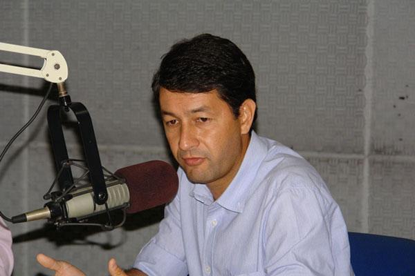 Rádio 730 entrevista Dioji Ikeda