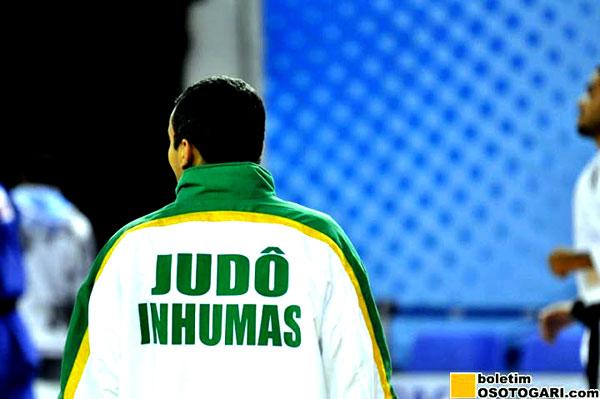 Judô Feminino de Inhumas alcança 5° Colocação no Grand Prix 2012