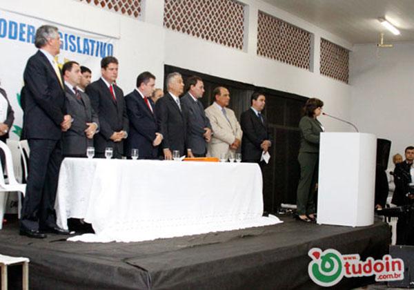 Entrega do Título de Cidadão Inhumense 2012