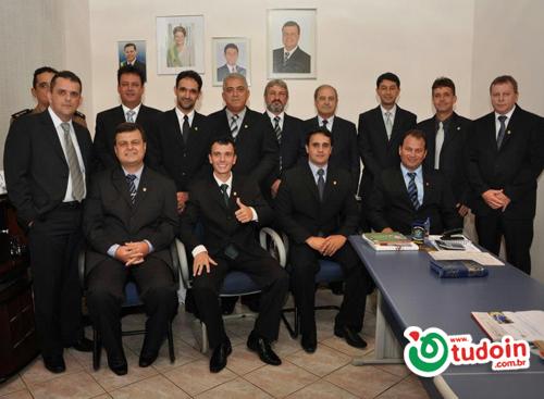 Solenidade Abertura dos trabalhos Legislativos 2013