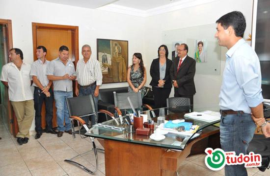 Nomeado Cícero Martins como Secretário de Cultura e Eventos