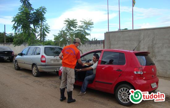 9ª CIBM de Inhumas realiza ações preventivas contra a Dengue