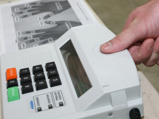 O Recadastramento Biométrico em Inhumas