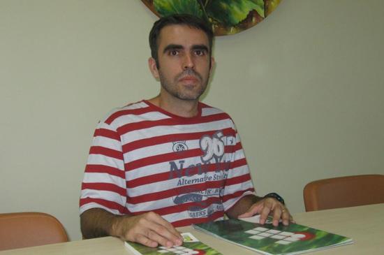 Professor do IFG Câmpus Inhumas lança livro