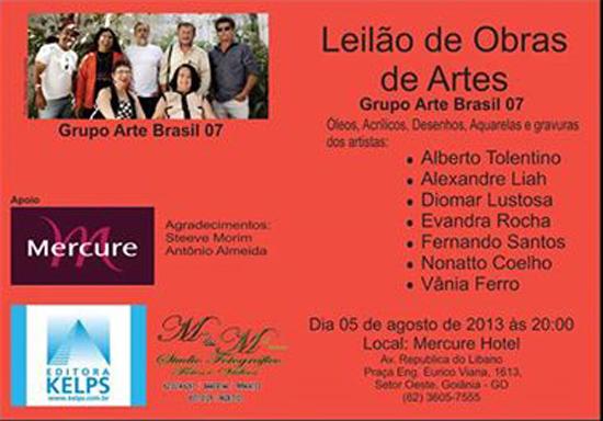 Leilão Grupo Arte Brasil 07