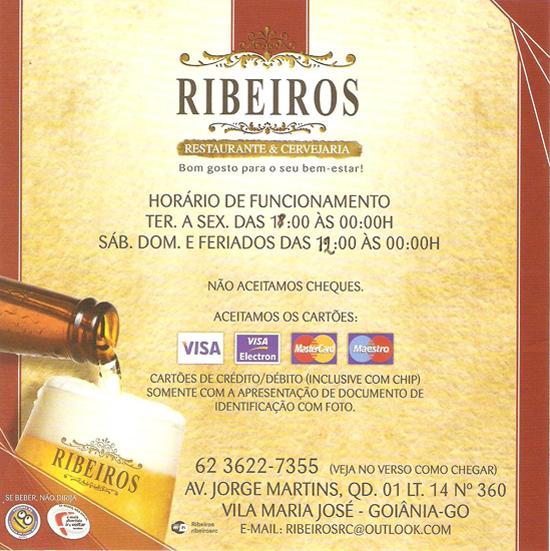 Ribeiros Restaurante e Cervejaria