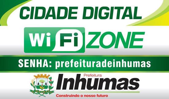 Projeto Cidade Digital - 31 de março