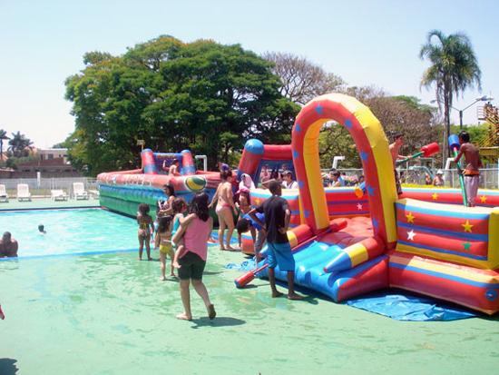 Festa do Dias das Crianças na AAI