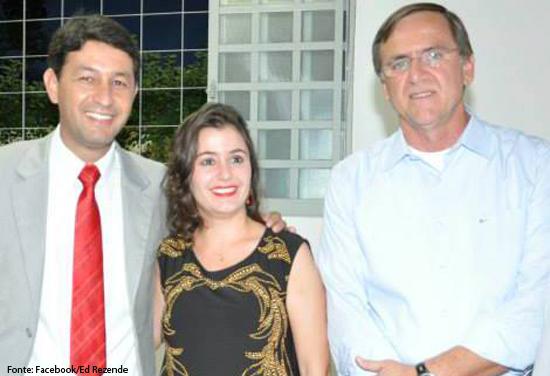 Antonio Gomide Pré-Candidato a Governador de Goiás Visita Inhumas