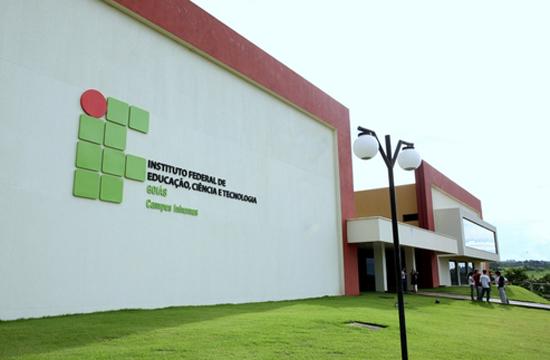 Instituto Federal de Goiás Cancela as incrições do vestibular 2014/2