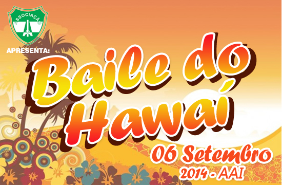 Baile do Hawaí - 2014