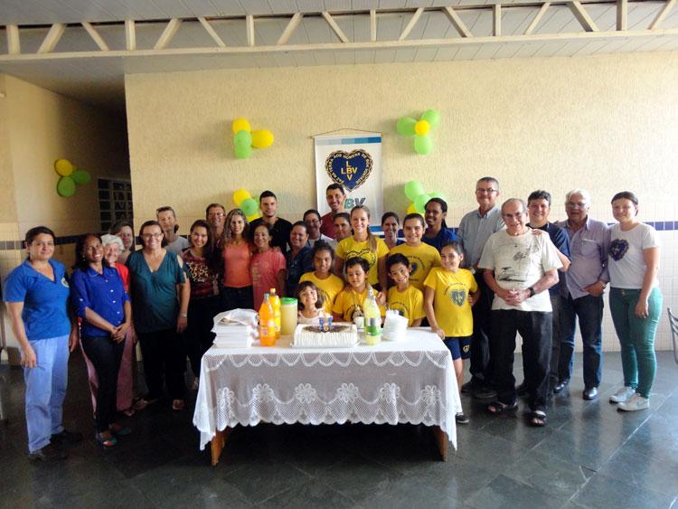 LBV completa 57 anos de atuação em Inhumas