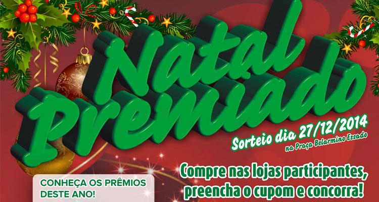 CDL Inhumas divulga lista de prêmios do natal premiado 2014