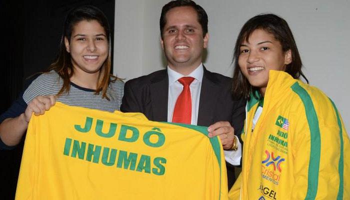 Judô Inhumas disputará Grand Prix Nacional