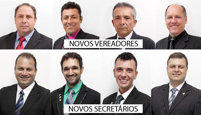 Mudanças na administração pública municipal