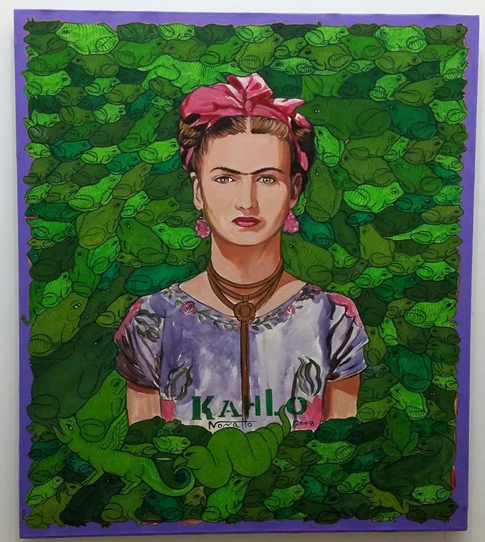 Exposição em dose dupla homenageia Frida Kahlo