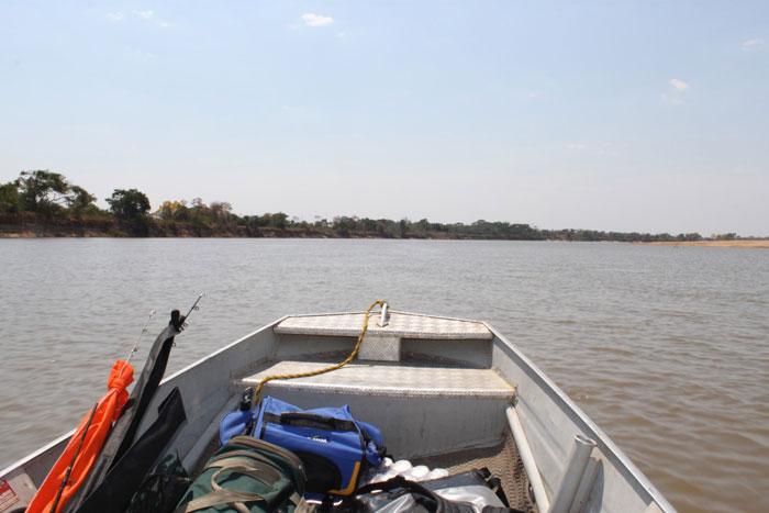 Está com tudo organizado para pescar? Operação Araguaia apreende 237 kg de pescados