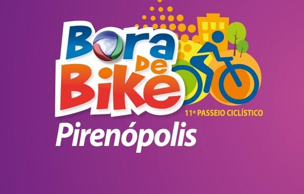Pirenópolis recebe o Bora de Bike neste domingo
