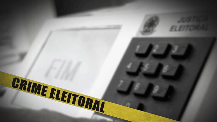 24 pessoas indiciadas por crime eleitoral em Inhumas - GO