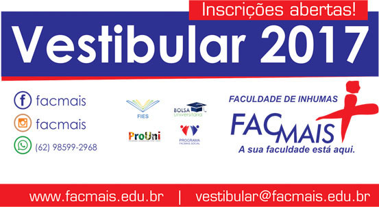 Faculdade de Inhumas está com inscrições abertas para vestibular 2017