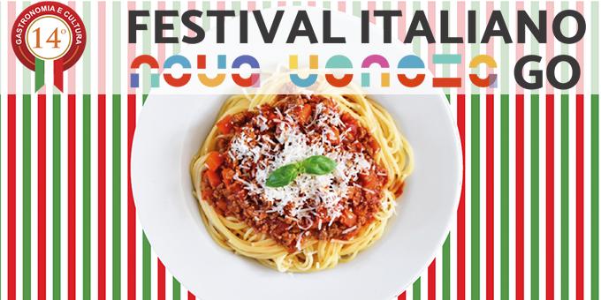 14ª  edição do Festival Italiano de Nova Veneza acontece em junho