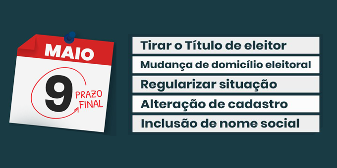 Filas marcam último dia para regularizar título de eleitor em Goiás