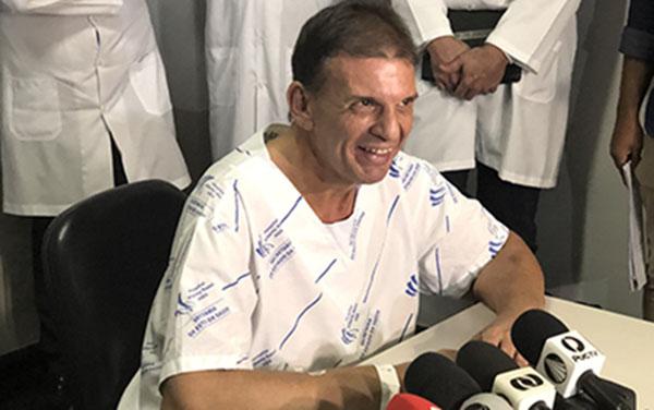 Goiás tem primeiro transplante de fígado