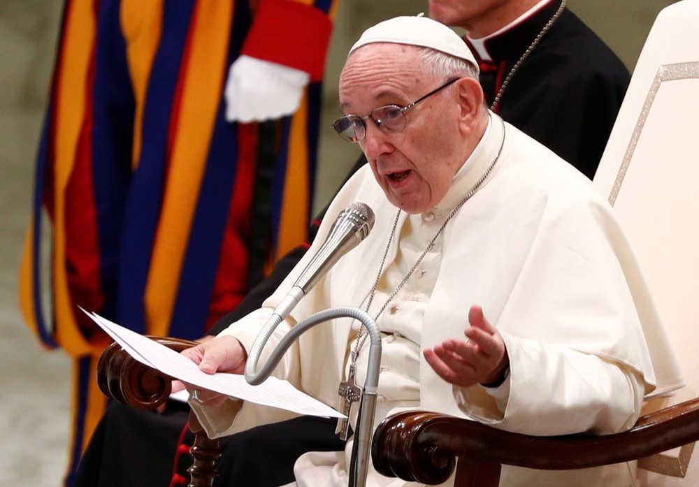 Papa Francisco aceita renúncia de bispo de Formosa