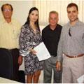 Diretoria da ACIPI solicita apoio à promotoria